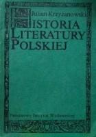 Historia literatury polskiej. Alegoryzm - preromantyzm