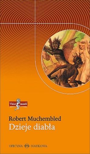 Okładka książki Dzieje diabła od XII do XX wieku