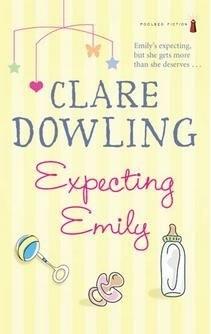 Okładka książki Expecting Emily