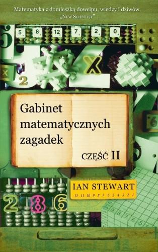 Okładka książki Gabinet matematycznych zagadek. Część II