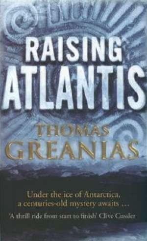Okładka książki Raising Atlantis