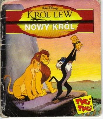 Okładka książki Nowy król