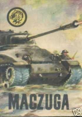 Okładka książki Maczuga