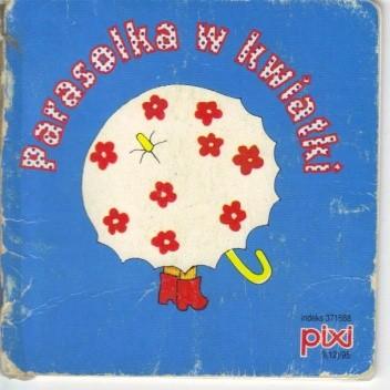 Okładka książki Parasolka w kwiatki