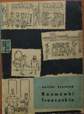 Okładka książki Rozmówki francuskie