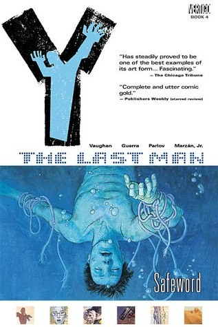 Okładka książki Y: The Last Man, Vol. 4: Safeword