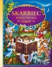 Okładka książki Skarbiec baśni świata