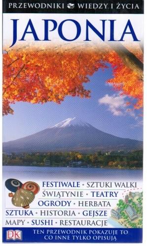 Okładka książki Japonia - Przewodnik Wiedzy i Życia