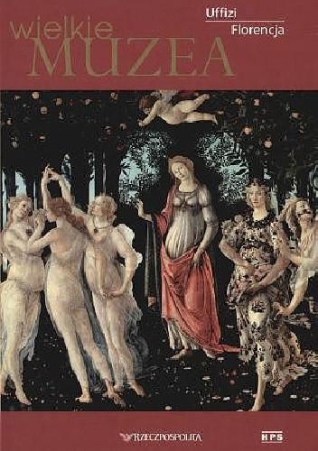 Okładka książki Uffizi. Florencja