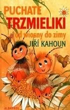 Okładka książki Puchate trzmieliki od wiosny do zimy