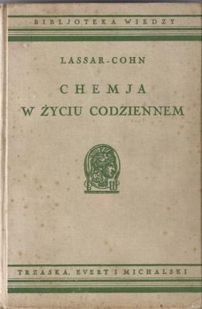 Okładka książki Chemja w życiu codziennem