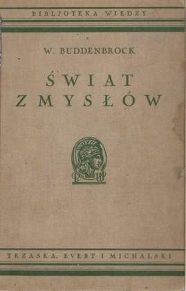 Okładka książki Świat zmysłów