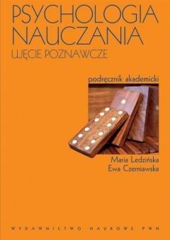 Okładka książki Psychologia nauczania. Ujęcie poznawcze