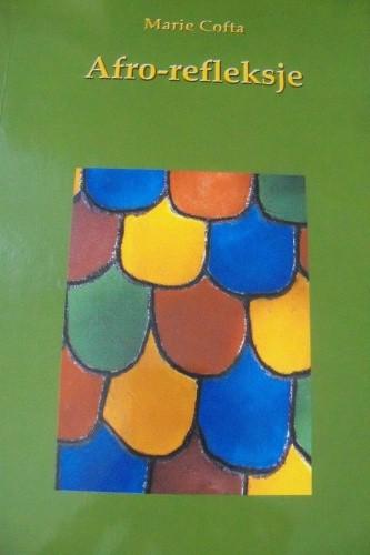 Okładka książki Afro-refleksje