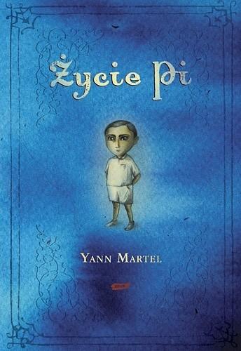 Okładka książki Życie Pi
