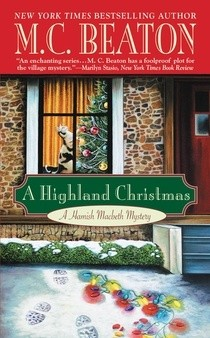 Okładka książki A Highland Christmas