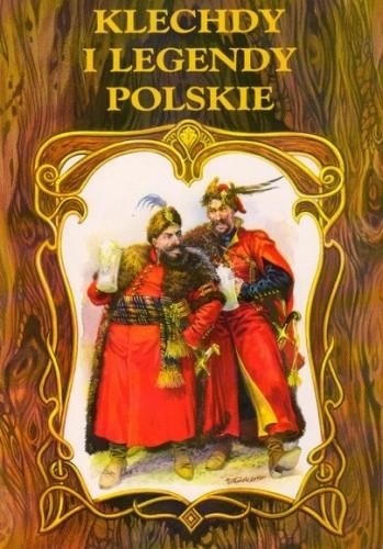 Okładka książki Klechdy i legendy polskie