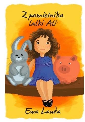 Okładka książki Z pamiętnika lalki Ali