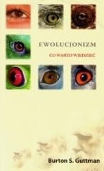 Okładka książki Ewolucjonizm. Co warto wiedzieć