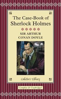 Okładka książki The Case-Book of Sherlock Holmes