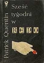 Okładka książki Sześć tygodni w Reno