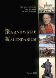 Okładka książki Tarnowskie kalendarium od VIII wieku do 2004 roku