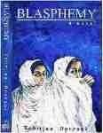 Okładka książki Blasphemy