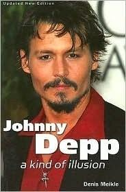 Okładka książki Johnny Depp. A Kind of Illusion