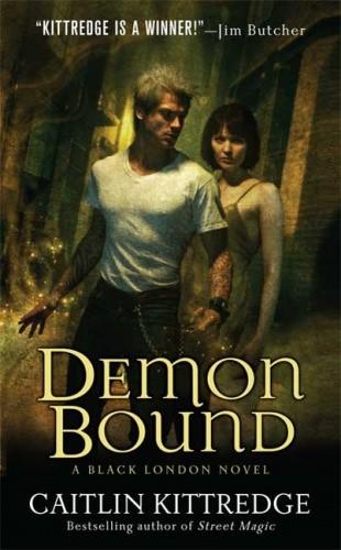 Okładka książki Demon Bound