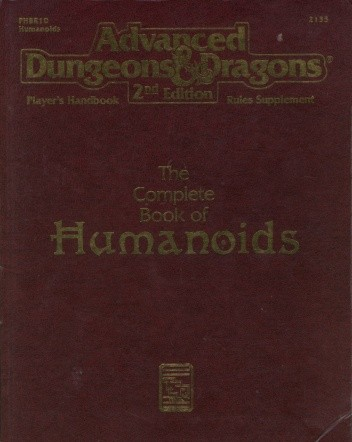 Okładka książki Complete Book of Humanoids, The