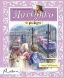 Okładka książki Martynka w pociągu