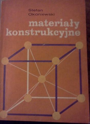 Okładka książki Materiały konstrukcyjne