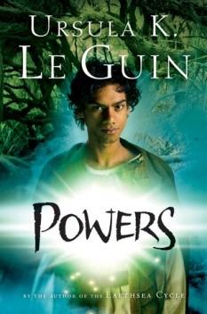 Okładka książki Powers