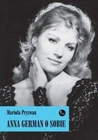 Okładka książki Anna German o sobie