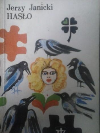 Okładka książki Hasło