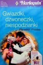 Okładka książki Gwiazdki, dzwoneczki, niespodzianki