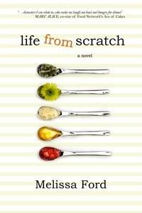 Okładka książki Life from scratch