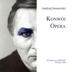 Okładka książki Konwój. Opera