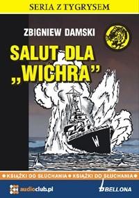 Okładka książki Salut dla Wichra