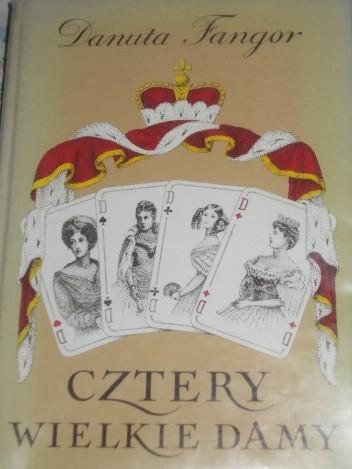 Okładka książki Cztery wielkie damy