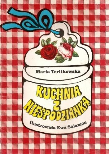 Okładka książki Kuchnia z niespodzianką
