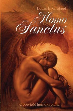 Okładka książki Homo Sanctus