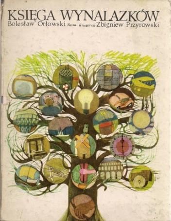 Okładka książki Księga wynalazków