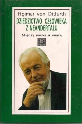 Okładka książki Dziedzictwo człowieka z Neandertalu
