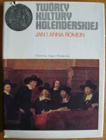 Okładka książki Twórcy kultury holenderskiej
