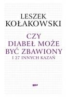Okładka książki Czy diabeł może być zbawiony i 27 innych kazań