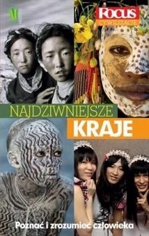 Okładka książki Najdziwniejsze kraje