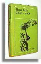 Okładka książki Żmija w garści