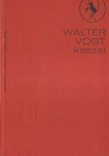 Okładka książki Kaszel