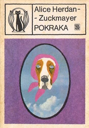 Okładka książki Pokraka